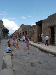 Фото Улица Изобилия Помпеи