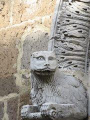 Фото Украшение на фасаде Домского собора Казерта Веккья