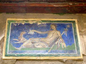Фото Геркуланум фреска